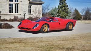 porsche 906 replica 1967 ferrari p4 replica shows up on ebay for a cool 850 000