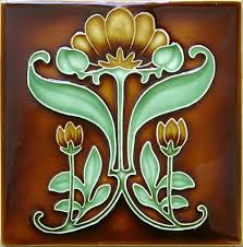 Art Deco Tile Designs 3504 Best Deco Ceramic Tiles Images On Pinterest Art Nouveau