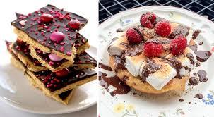 cuisiner pour amoureux souper en amoureux 8 desserts de st valentin faciles