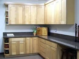 unfinished shaker style kitchen cabinets unfinished shaker kitchen cabinets cherry wood shaker kitchen