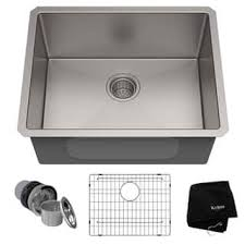 scratch resistant stainless steel sink scratch resistant kitchen sinks for less overstock com