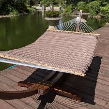 15 feet heavy duty steel hammock stand with hooks and chains for