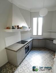 cuisine en beton les ateliers brice bayer architecture d intérieur plan de