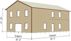 Barn House Kits For Sale Steel Metal 2 Floor Home Shell Kit 2400 Sq Ft Barn Shed Prefab