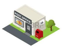bureaux de poste bureau de poste banque d images vecteurs et illustrations libres de