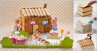 making a house how about making a house shaped cake