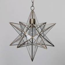 star light fixtures ceiling glass pendant light fixture antique brass star lantern renovated
