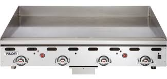 Outdoor Flat Grill Cooktop Gas And Electric Griddles From Wolf Range Co And Vulcan Range
