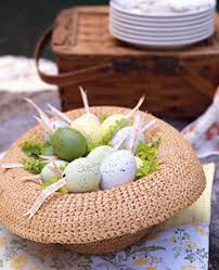 Natural Easter Table Decorations by Eco Friendly Decorating Easter Eggs With Natural Colors