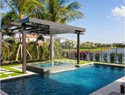 Pergola With Shade by Shade Structures Gallery Palo Verde Pools