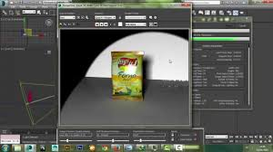 3d Max by Easy Tutorial Modeling Potato Chips Bag 3ds Max Youtube