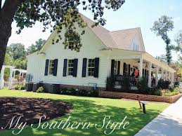 Southern Farmhouse Plans Beautiful Southern Style Homes Architecture Nice