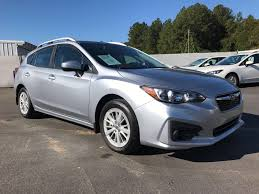 2017 subaru impreza sedan black hughes subaru vehicles for sale in athens ga 30606