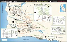 Solvang Map Solvang Wine Tours Rooms To Rent For Couples In London