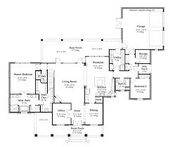 french floor plans french country house plan country french house plan south