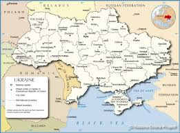 Provinces Of Italy Map Political Map Of Ukraine Nations Online Project