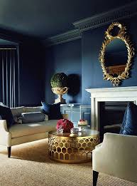 Blue Living Room Furniture Ideas Navy Blue Walls Ideas Bedrooms On Color Bold Painted