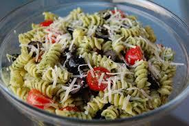 pesto pasta salad u2013 recipesbnb