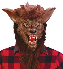 werewolf ani motion mask by california costumes halloween