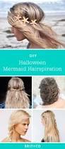 Mermaid Halloween Makeup Ideas 50 Hairspiration Ideas For Your Halloween Mermaid Costume