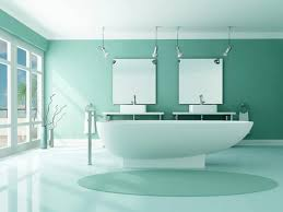 bathroom designs no tiles interior design