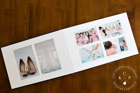 matted wedding album the new signature wedding album maine wedding photographer