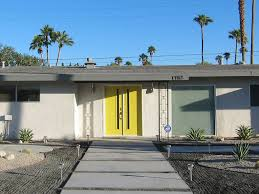 palm springs mid century modern close to do vrbo