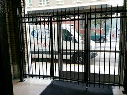 Security Overhead Door Gate And Fence Overhead Garage Door Overhead Door Security
