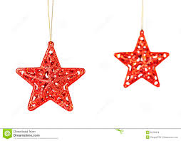 christmas decoration pictures christmas decoration red star stock photo image of christmas