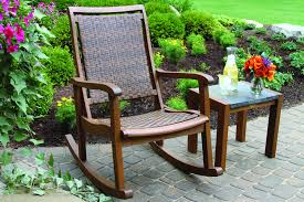 Wicker Outdoor Rocking Chairs Making Outdoor Wicker Rocking Chairs