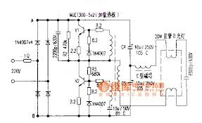 t5 electronic ballast circuit diagram efcaviation com