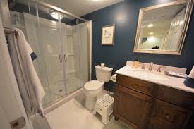 Bathroom Shower Door Ideas Basement Shower Enclosure Basement Masters