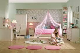 girls bedroom entrancing pink bedroom decoration using light