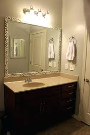 bathroom mirror ideas diy amazing framed bathroom mirrors ideas ideas best idea home