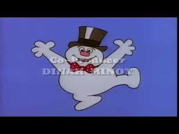 frosty snowman song frosty returns