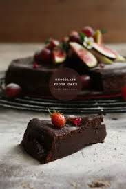 dark chocolate fudge cake recipe from grandmothers kitchen