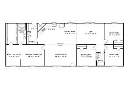 Bca Floor Plan Clayton Homes Of Tucson Az Floorplan Spring Fever 51bbk28724bh