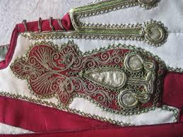 Ottomans Ebay Antique Handmade Turkish Ottoman Golden Embroidered Vest Size
