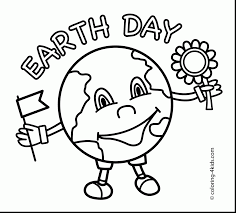 beautiful earth day coloring pages with earth coloring pages