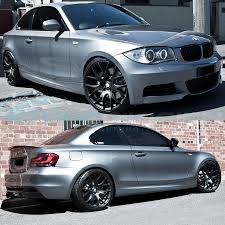 audi a4 matte black gtc wheels gt cr 19