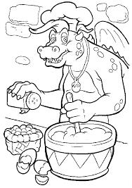 coloriage cuisine coloriage dragons cuisine coloriages dragons