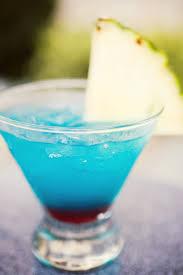 signature blue cocktail coastal baby shower pinterest blue