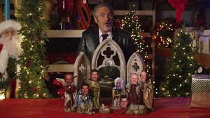 david feherty creates golf themed nativity golf channel