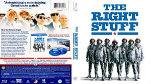 the right stuff dvd covers and labels