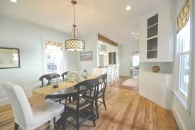 combined kitchen and dining room kitchen dining room lighting deannetsmith
