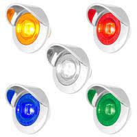 led mini marker lights shop led clearance marker lights raney s truck parts