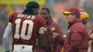 Why Did Rg3 Get Benched Moss Mike Shanahan Firing Was A Message From Rg3 To Locker Room