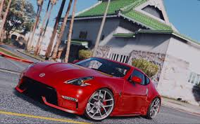 nismo nissan 370z 2016 nissan 370z nismo z34 add on replace gta5 mods com