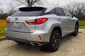 lexus rx 350 base 2016 lexus rx 350 review web2carz