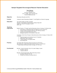 Warehouse Worker Resume Example by 4 Elementary Teacher Resume Format Cashier Resumes